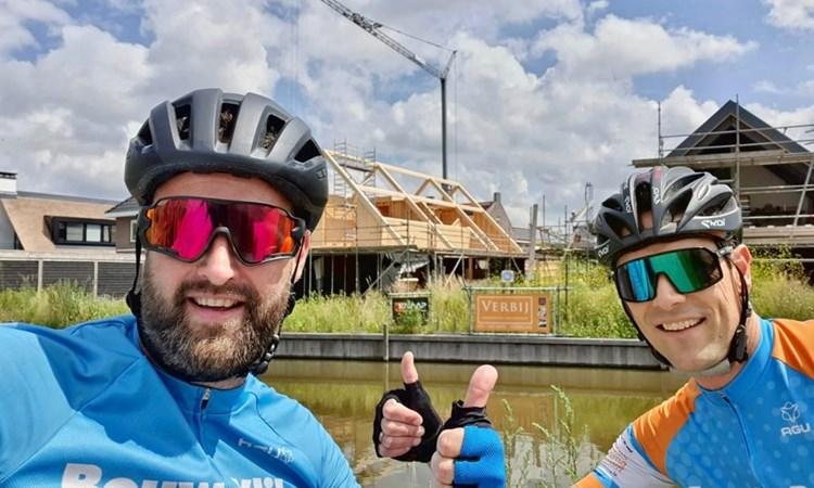 Tour de Bouw - Bouwend Nederland